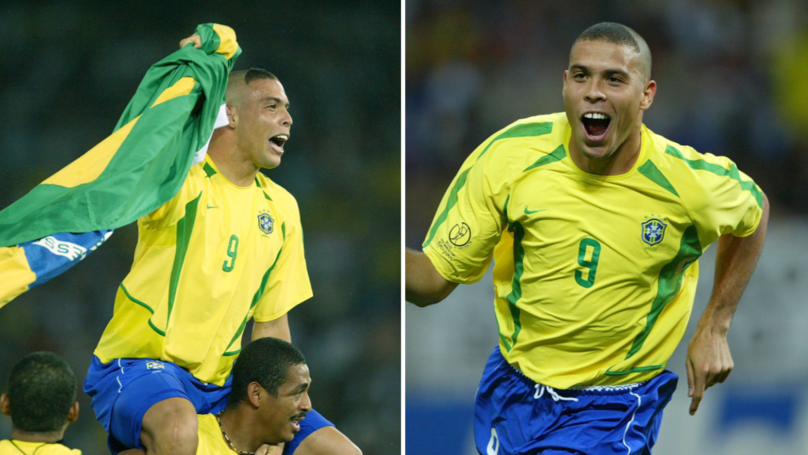 Ronaldo Reveals The Reason He Had THAT Haircut At The 2002 World Cup