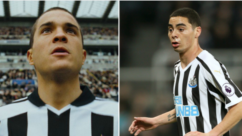 Newcastle's Miguel Almiron Is The Real-Life Version Of Santiago Munez From GOAL