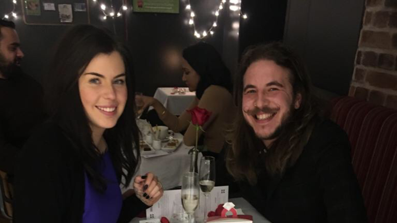 Guy Proposes To His Girlfriend In Greggs On Valentine's Day
