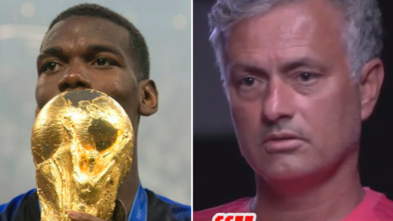 Jose Mourinho's Latest Interview About Paul Pogba Has Angered Manchester United Fans