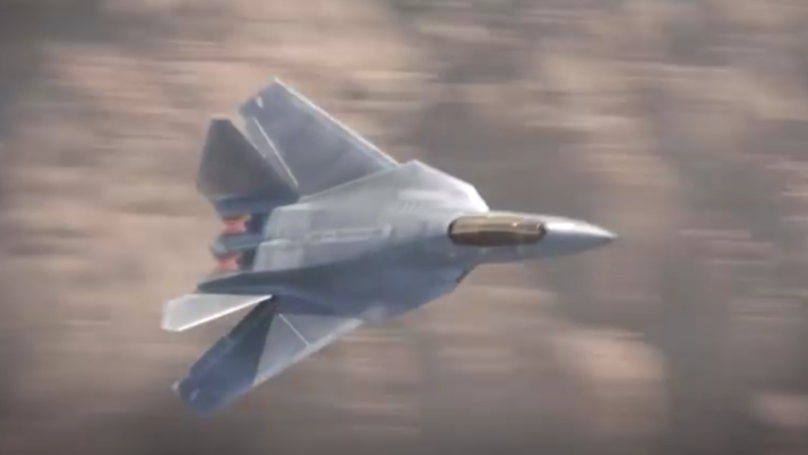 Trump Just Announced The Sale Of A Fighter Jet That Doesn't Exist