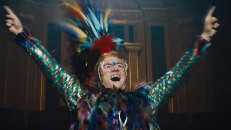 First Full-Length Trailer For Elton John Biopic Rocketman Has Dropped