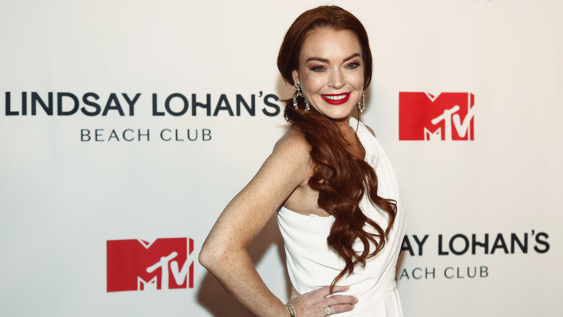 Lindsay Lohan Is Getting Up Our Hopes For A 'Mean Girls' Sequel