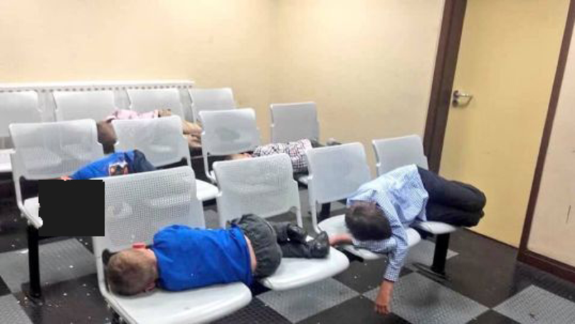 Homeless Mother And Her Children Forced To Sleep In Irish Police Station