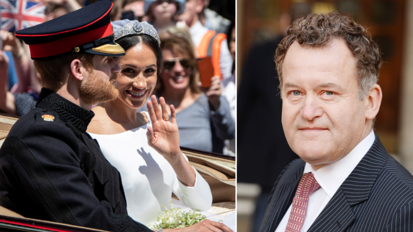 Paul Burrell Claims Meghan Markle Is 'Everything The Royal Family Are Frightened Of'
