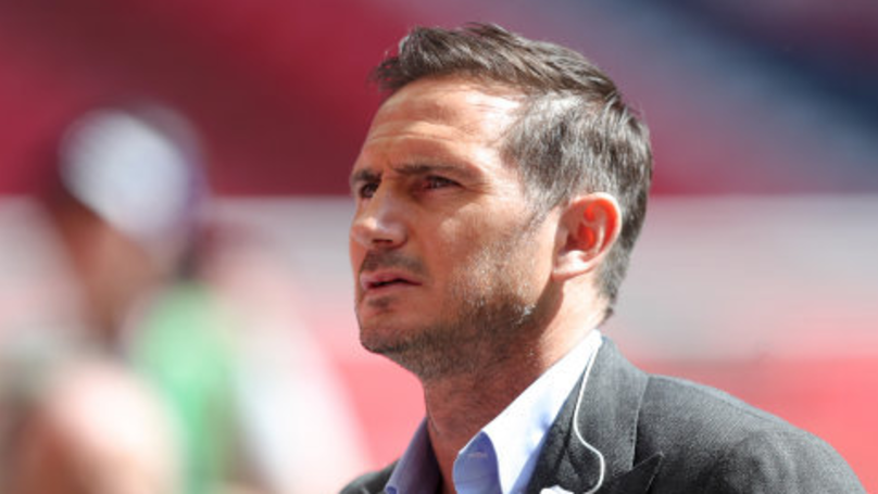 Frank Lampard Names The Player Who Should Captain England