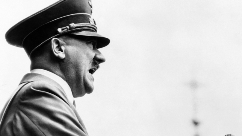 Adolf Hitler Was A Major Drug Addict Who Craved Uppers