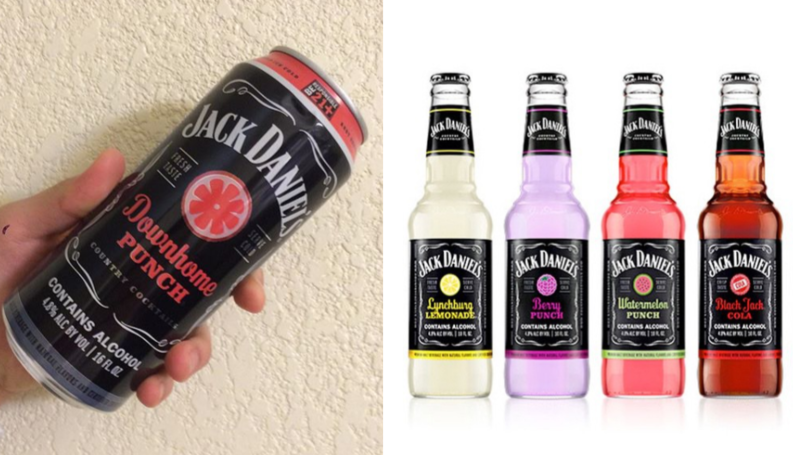 Jack Daniel's Punch Looks Like The Perfect Summer Drink