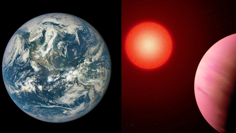 NASA Astronomers Discover Planet Twice The Size Of Earth