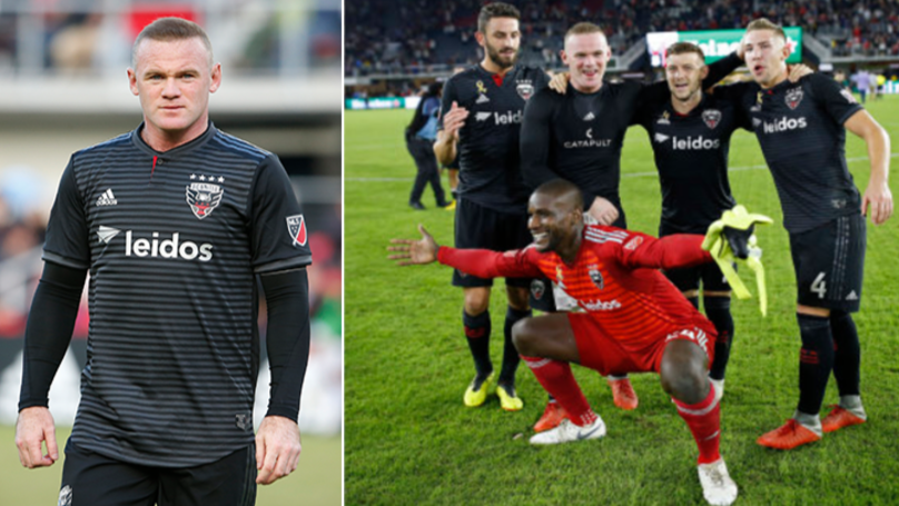 Wayne Rooney Turned Down Private Hotel Rooms And First-Class Flights With DC United