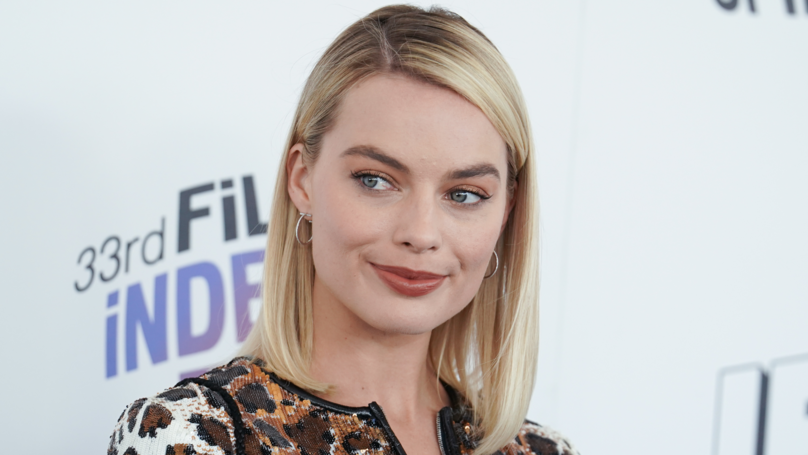 Margot Robbie (Who's Working On 10 Films) Is Tired Of Being Asked About Kids