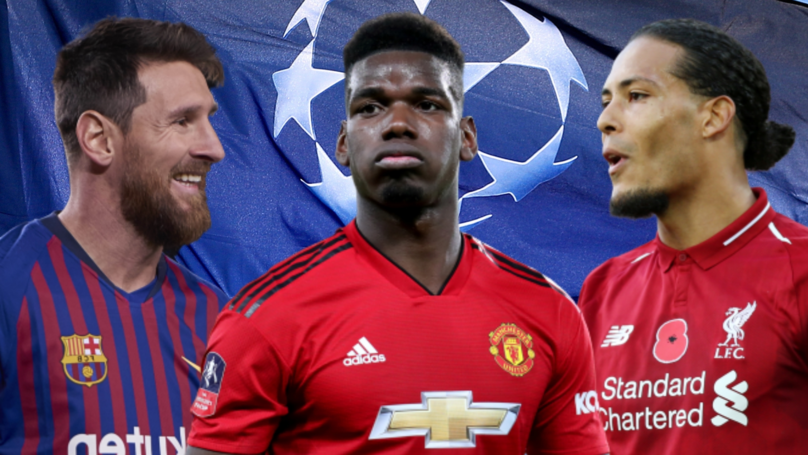 The Most Valuable Starting XI Of The Champions League Quarter-Finals Has Been Revealed
