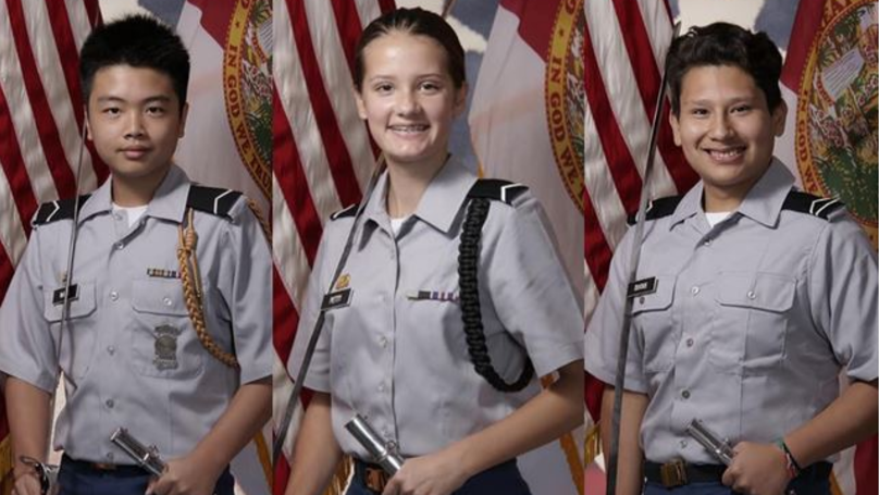 Three Students Killed In The Florida School Shooting Awarded Medals For Bravery