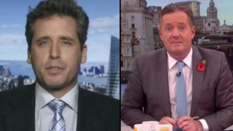 'Mr Sperminator' Defends Having 29 Kids With 24 Women To A Stunned Piers Morgan