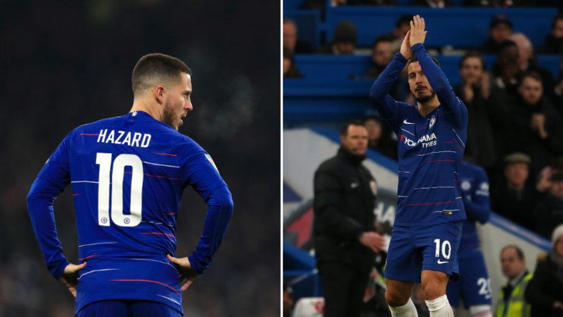 """Chelsea's Eden Hazard On His Career: """"I Have Made A Decision"""""""