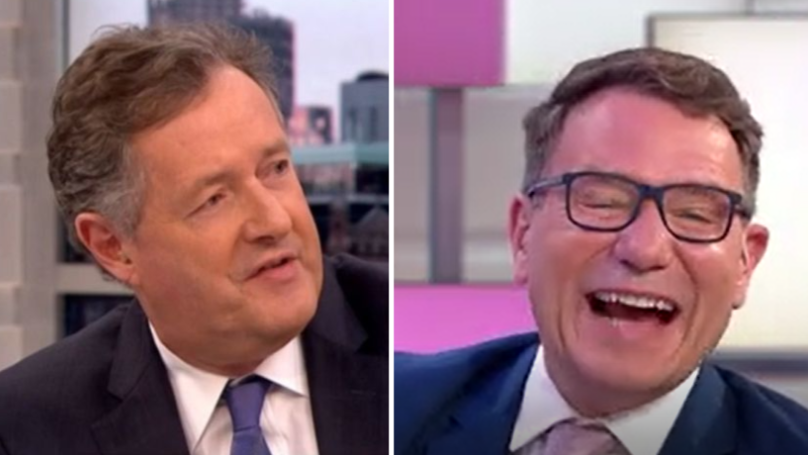 Piers Morgan Slams Love Island Contestants As 'Most Stupid People In The World'