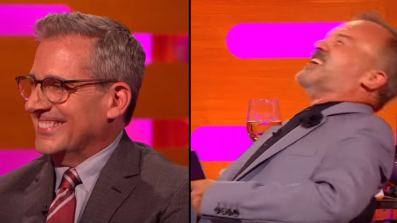 Steve Carell Once Grew A 1970's Porno-Stache To Look Nails