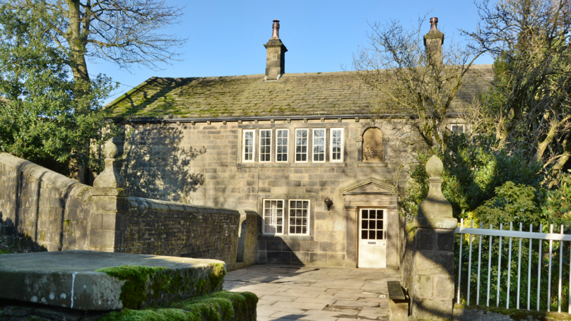 The House That Inspired Wuthering Heights Is For Sale And We Want To Look Around