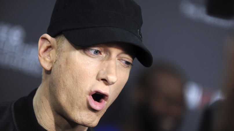 Eminem's New Album 'Revival' Has Finally Got A Release Date