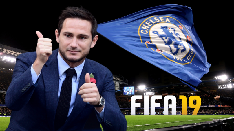 FIFA 19 Predicts Frank Lampard's First Season In Charge At Chelsea
