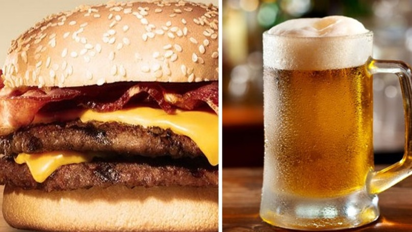 Burger King Granted Permission To Sell Alcohol For First Time In The UK