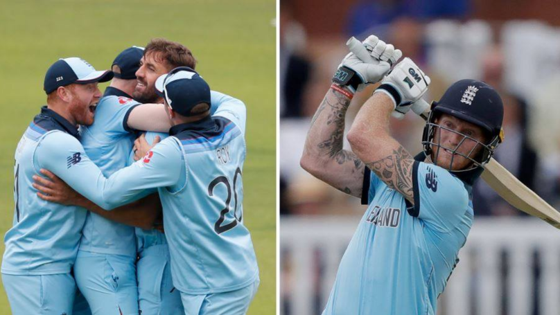 England Win The Cricket World Cup After Beating New Zealand