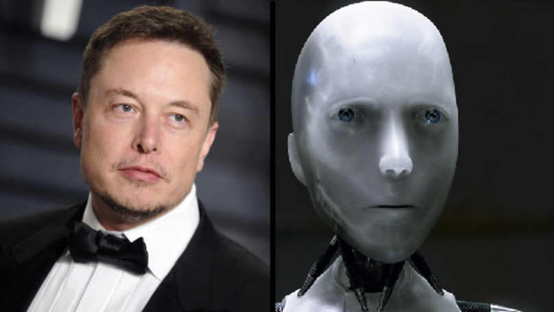 Elon Musk Has A Seriously Scary Warning About Artificial Intelligence