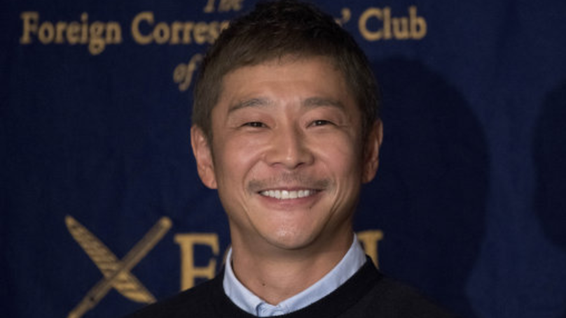 Japanese Billionaire Yusaku Maezawa's Tweet Becomes Most Retweeted
