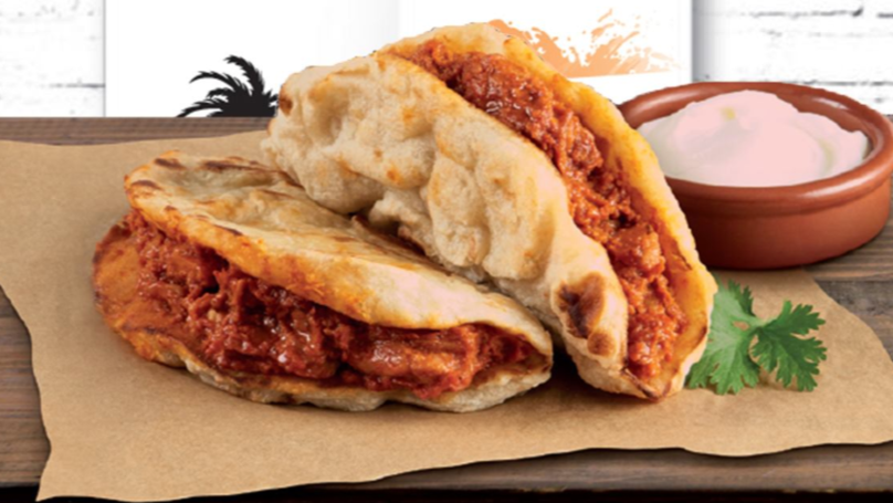 Aldi Launches Chicken 'Naanwich' And People Have Gone Wild