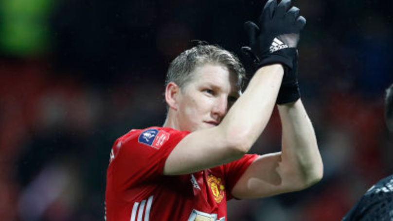 BREAKING: Bastian Schweinsteiger Completes Move Away From Manchester United | SPORTbible