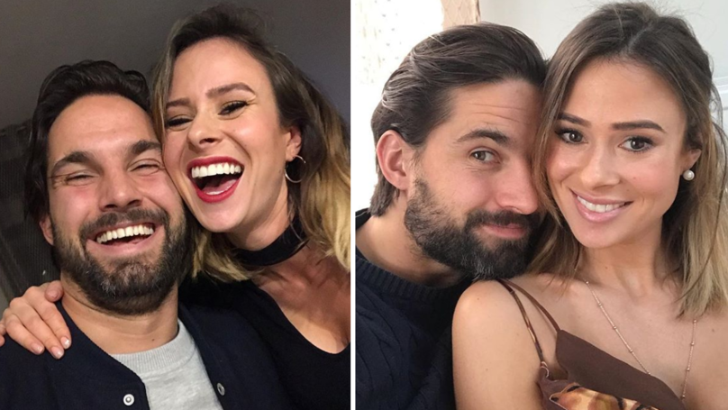 'Love Island' Stars Camilla Thurlow And Jamie Jewitt Have Moved In Together