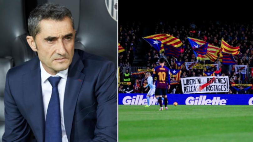 70,000 Barcelona Fans Vote On Who Should Replace Ernesto Valverde