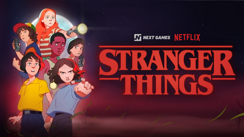 A 'Pokémon GO'-Like 'Stranger Things' Game Is Coming Out In 2020