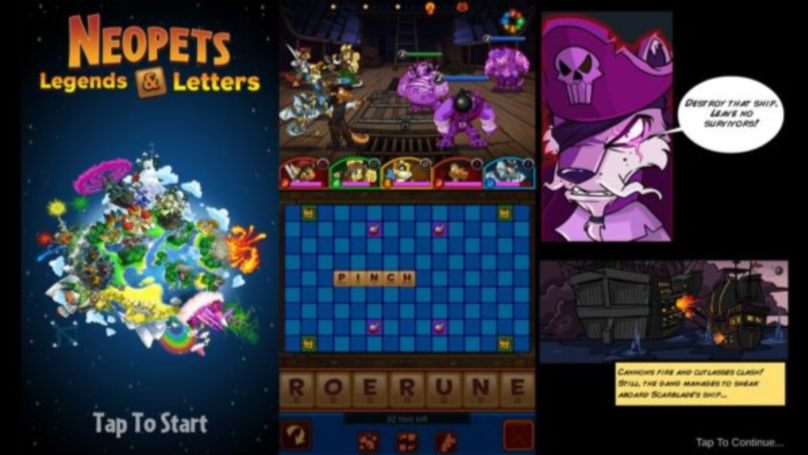 """""""Neopets"""" Is Returning With A Mobile Game"""