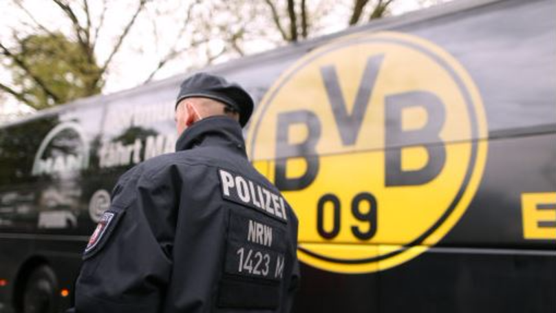 Suspect Arrested In Connection With Dortmund Bus Attack