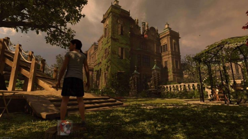 SPOILERS: Shadow Of The Tomb Raider Leak Shows Young Lara Roaming Croft Manor