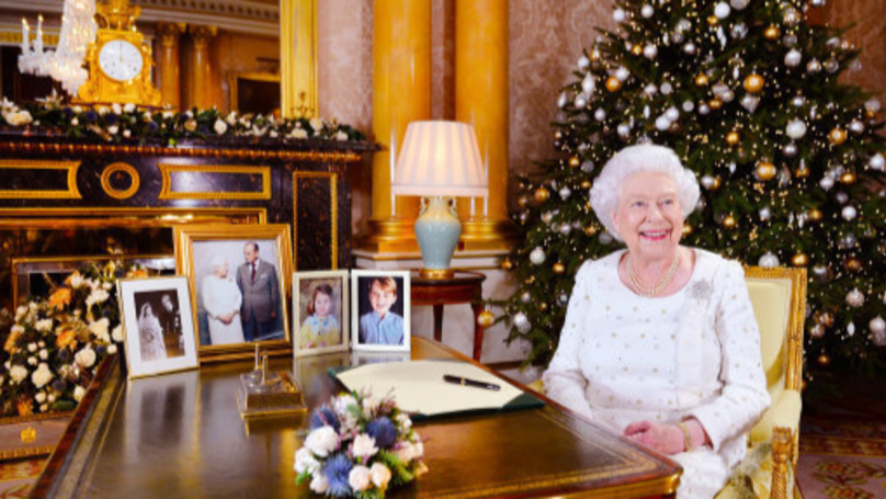 ​The Queen Has Some Very Strict Rules For When Royals Open Christmas Presents