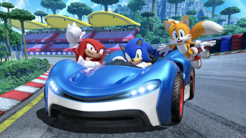 'Team Sonic Racing' Producer Takashi Iizuka On The Movie, 'Mania' And More