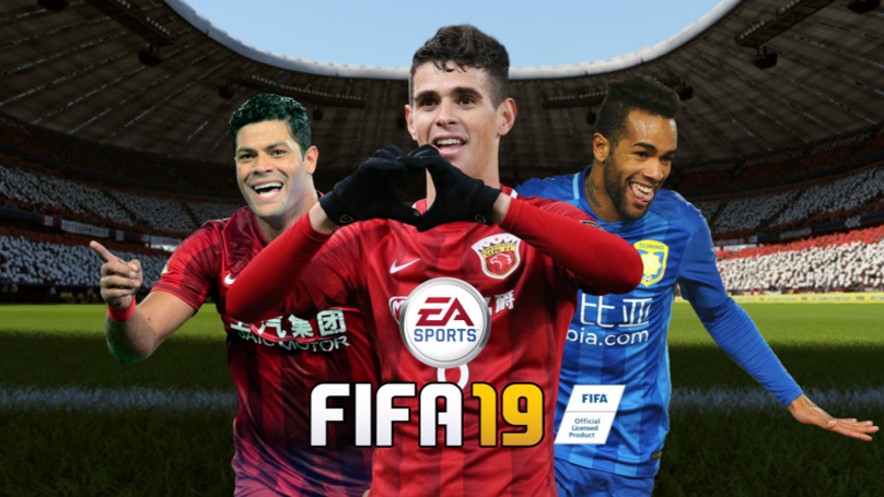 109,000 People Want The Chinese Super League To Come To FIFA 19