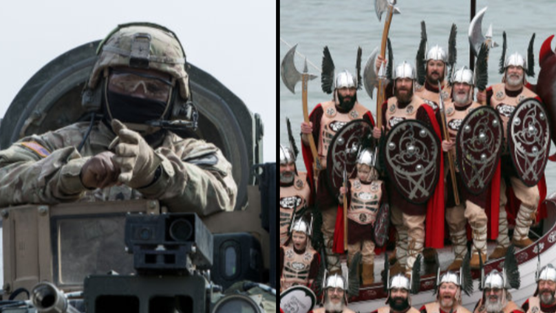 US Military Allows Norse Pagan To Wear Beard For Religious Reasons