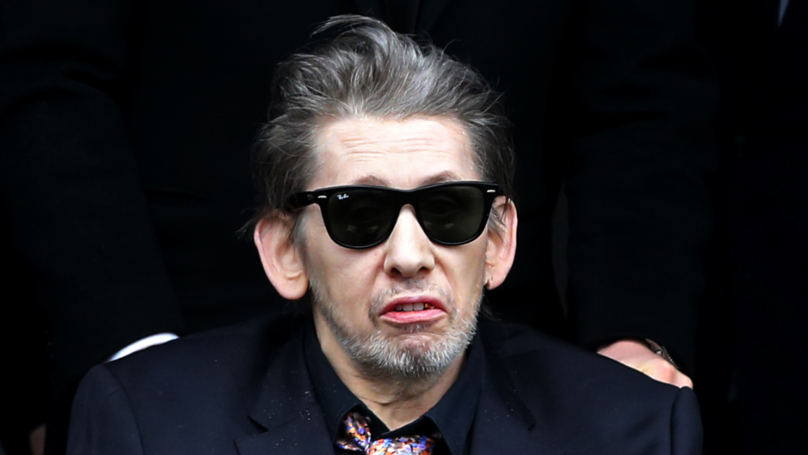 Pogues Singer Shane MacGowan Responds To Calls To Censor 'Fairytale Of New York'