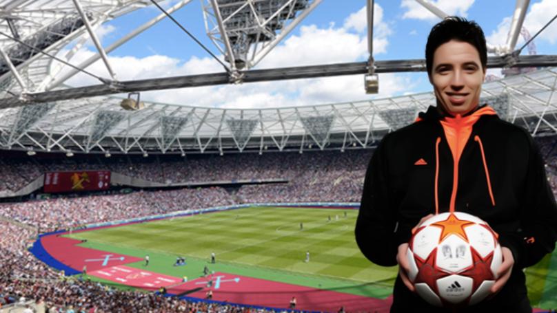 Samir Nasri Reportedly Having Medical Ahead Of West Ham Deal