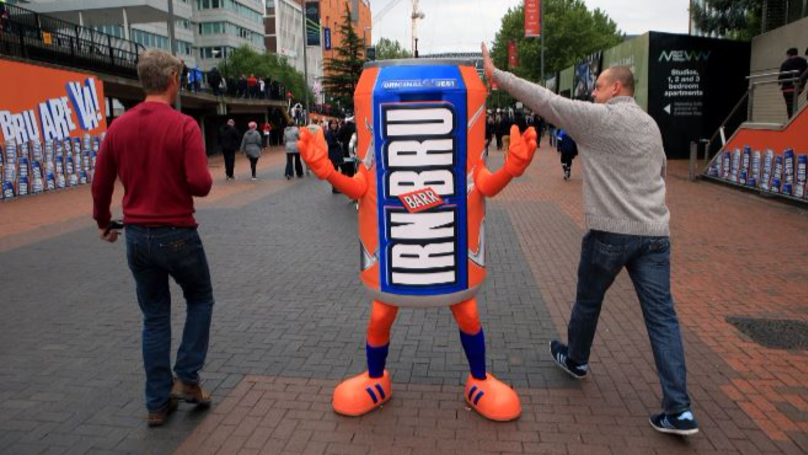 People Are Stockpiling IRN-BRU As The Sugar Tax Looms