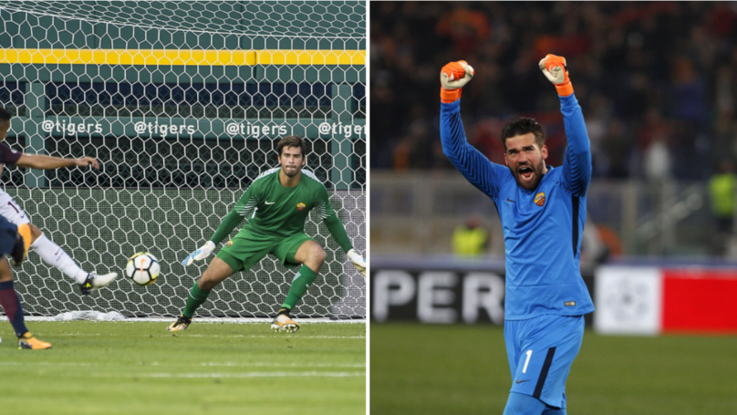 Roma Reject Bid For Alisson And Demand Huge Bid To Sell Him