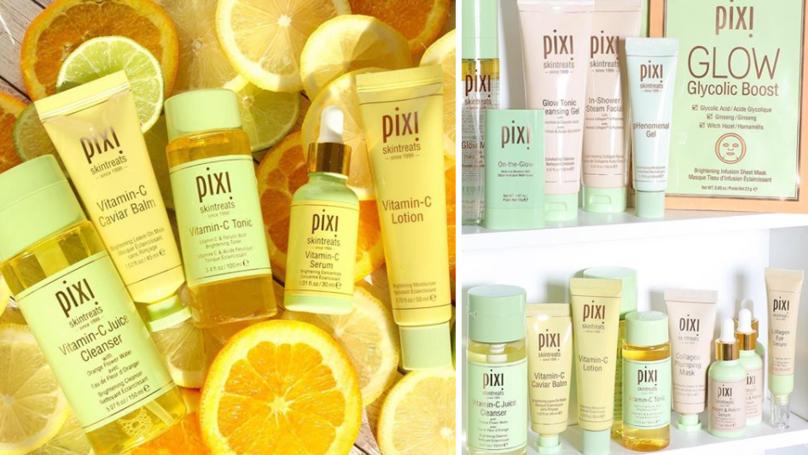 Znalezione obrazy dla zapytania Pixi New Skincare Products