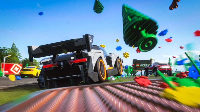 Forza Horizon's Lego DLC Is Brilliant, But It Needed More Bricks