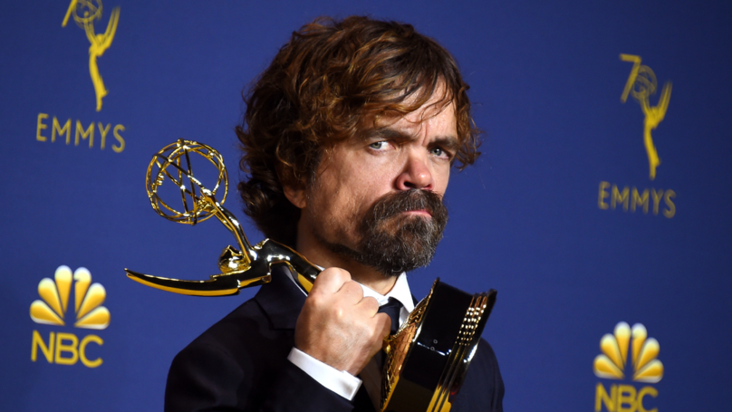 Peter Dinklage Likes Pretending He's Dead On 'Game Of Thrones' Set - Don't We All?