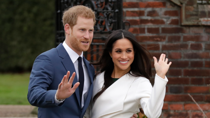 ​Prince Harry and Meghan Markle Are Cousins, Don't Forget