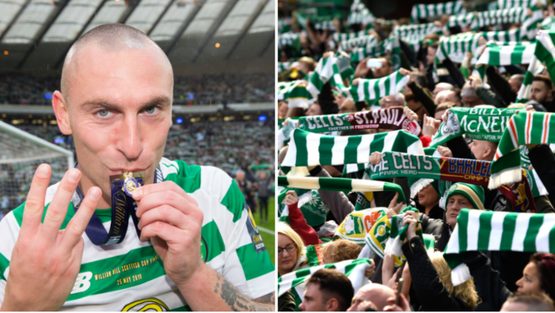 1648f5cb Scott Brown Exclusive: Celtic Fans Would Take Over In The Premier League