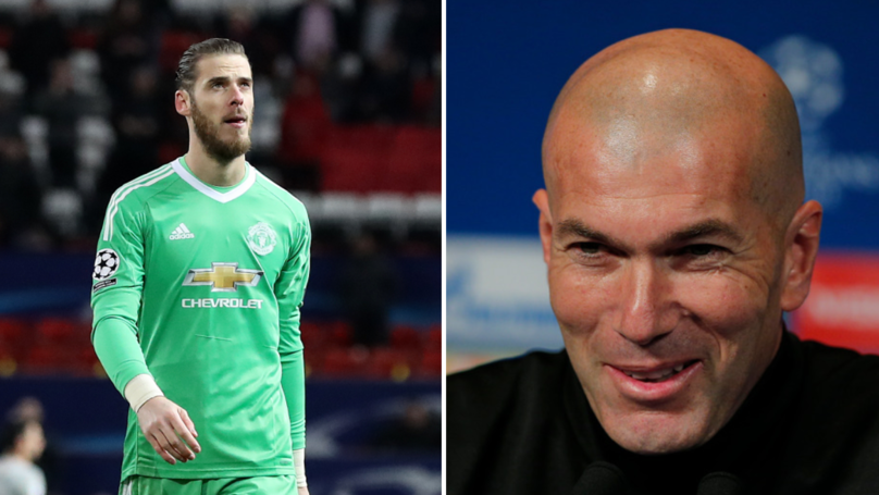 Real Madrid Believe One Detail Could Help Them Sign David De Gea